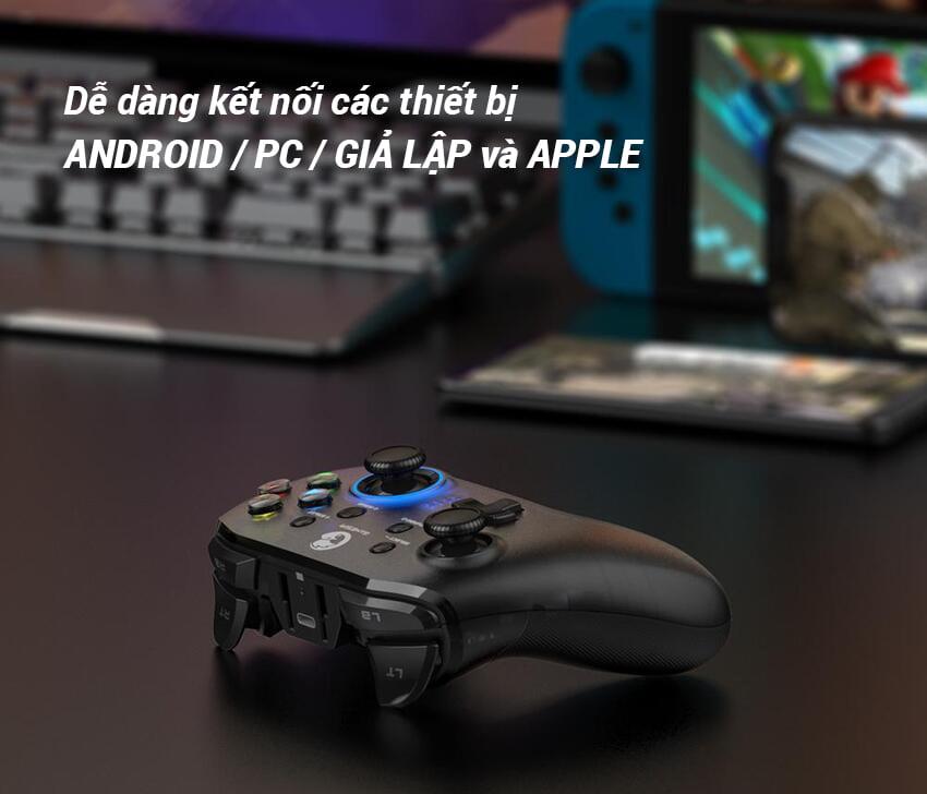 Tay cầm đa năng Gamesir T4 Pro