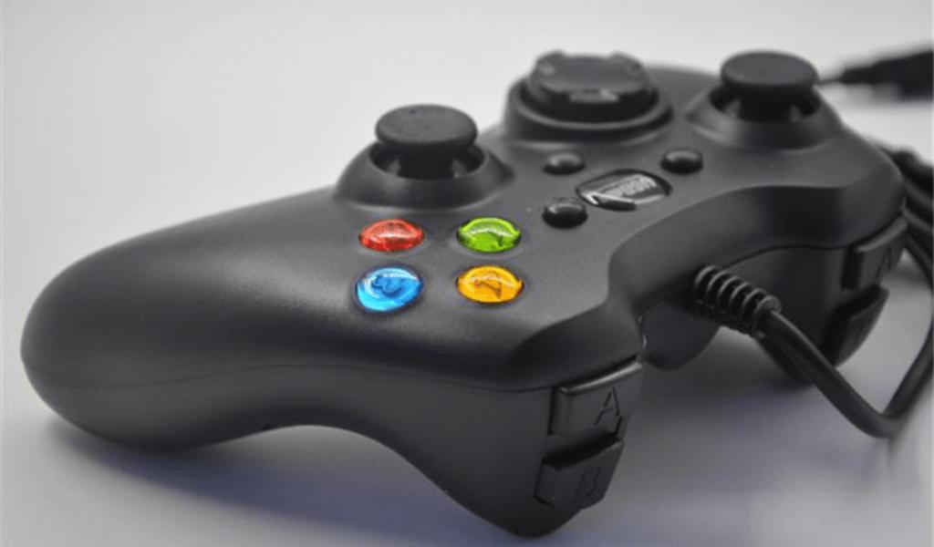 Tay cầm đá Fifa Online 3 - XBOX 360 loại có dây