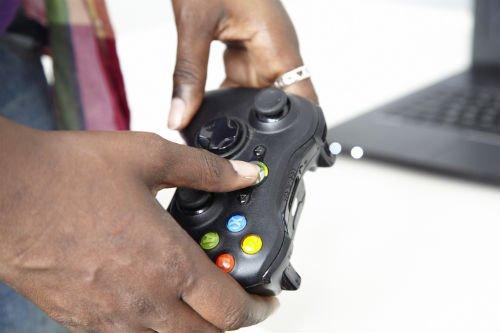 Tay cầm đá Fifa Online 3 - XBOX 360 không dây