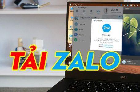 Tải Zalo về máy tính, điện thoại Android, điện thoại iOS nhanh nhất