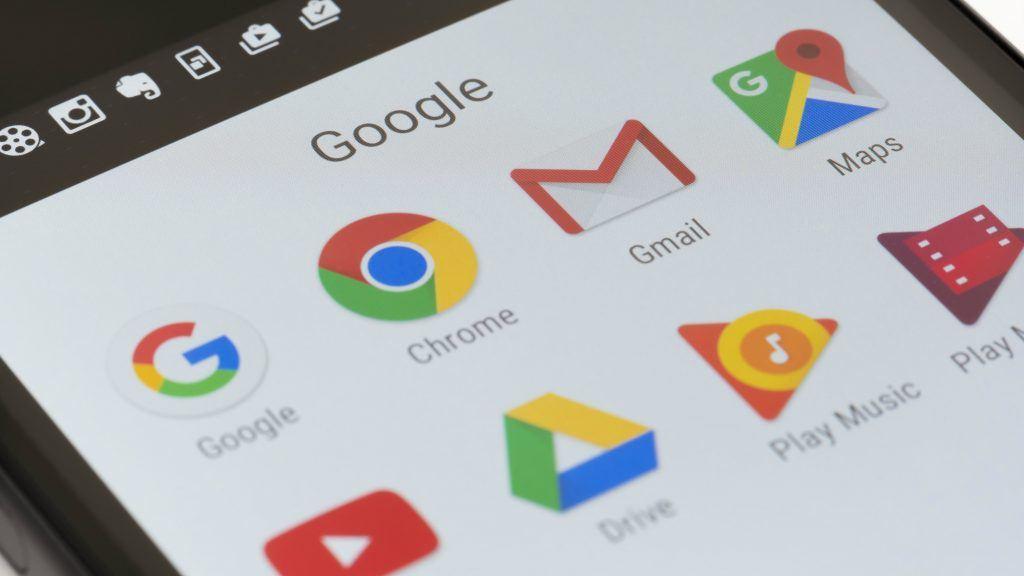 Tạo Gmail trên điện thoại