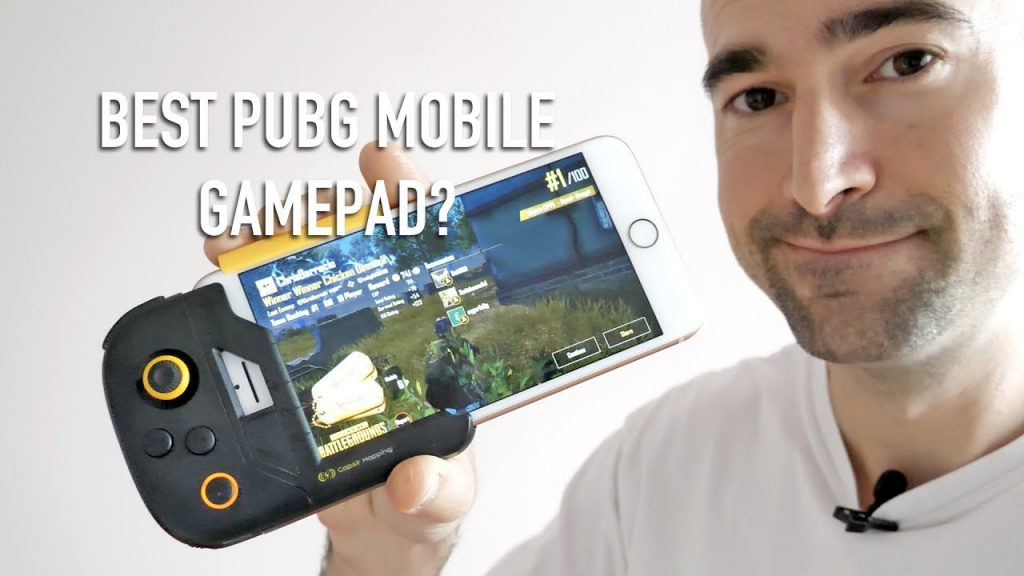 Tay cầm Flydigi Wasp chơi PUBG Mobile
